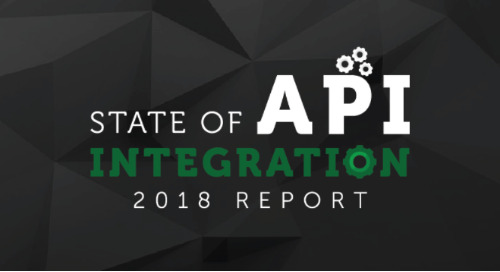 The State of API Integration 2018 [Report]