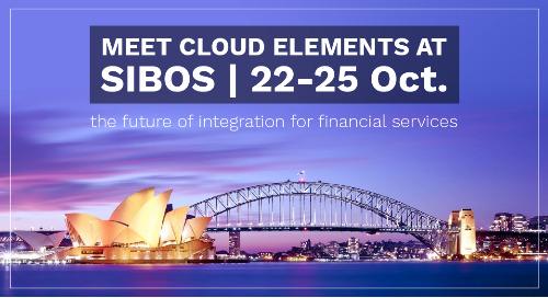Sibos 2018 | 22-25 Oct.