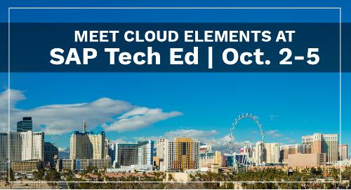 SAP Tech Ed | Oct. 2-5