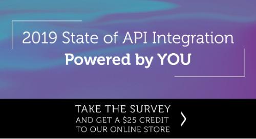 2019 State of API Integration [Survey]