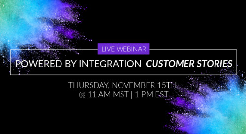 Powered by Integration Customer Showcase | Webinar Recording