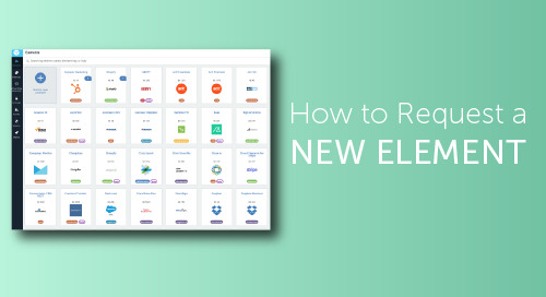How to Request a New Element