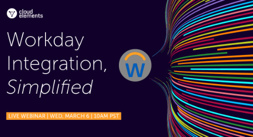 [WEBINAR] Workday Integration, Simplified