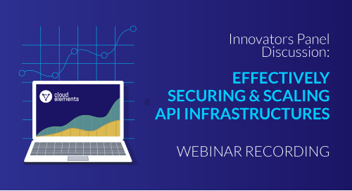 Effectively Securing and Scaling API Infrastructures | Webinar Recording