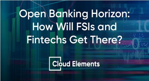 The Open Banking Horizon