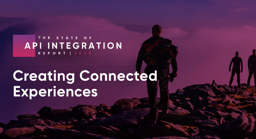 Live Webinar: The 2020 State of API Integration