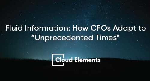 "Fluid Information: How CFOs Adapt to ""Unprecedented Times"""