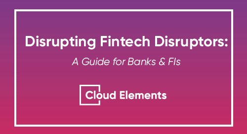 5 Ways to Disrupt the Disruptors: A Guide For Banks & FIs