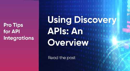 Using Discovery APIs