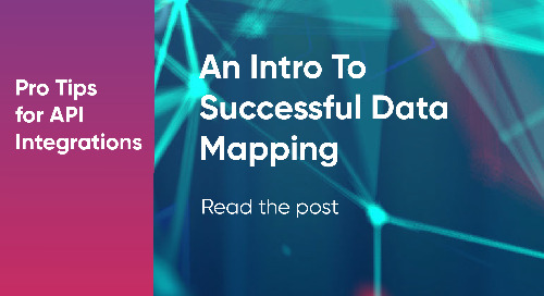 An Intro to Successful API Data Mapping