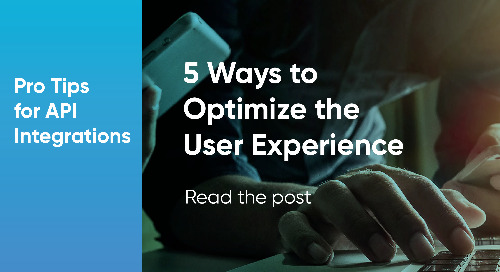5 Key Considerations to Optimize the User Experience