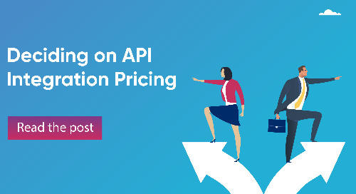 Deciding on API Integration Pricing