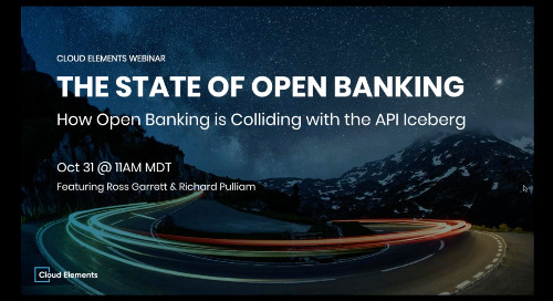The State of Open Banking Webinar 2019