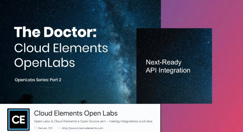 Open Labs Series #2 | Webinar Recording