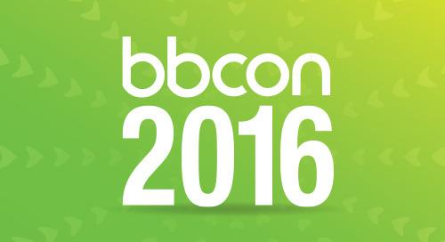 NEWS: #BBCON 2016  - Attendee Resource Center