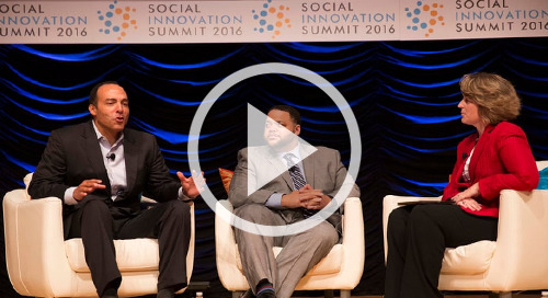 ARTICLE: Blackbaud VP, Rachel Hutchisson Takes the Main Stage at Social Innovation Summit
