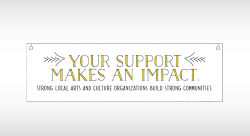 INFOGRAPHIC: Arts & Cultural Community Impact