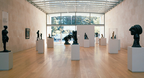 THE NASHER SCULPTURE CENTER: Success with Blackbaud Altru & FE NXT (Video)