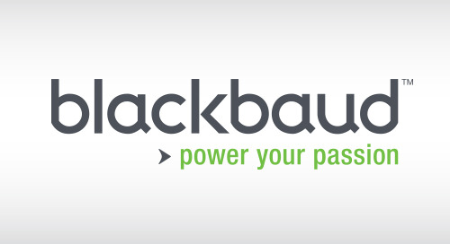 ARTICLE: Blackbaud's Cultural Management Solution Sees Dramatic Momentum