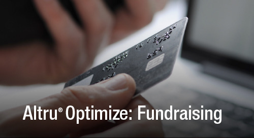 OVERVIEW: Services for Fundraising Success
