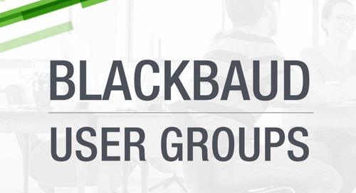 6/6: Seattle Blackbaud Raiser's Edge User Roadshow (Event)