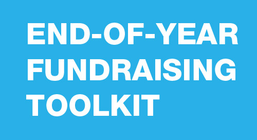 eBOOK: The End-of-Year Fundraising Toolkit
