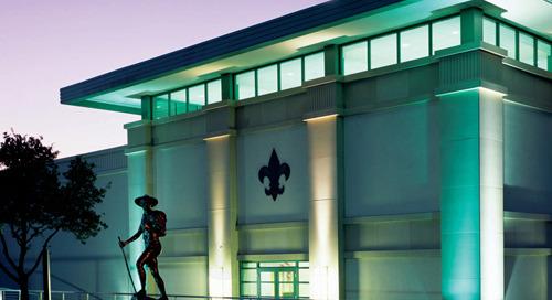 NATIONAL SCOUTING MUSEUM: Investing in Blackbaud Altru Training