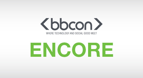 bbcon 2017 Arts & Cultural Keynote: The Audience Engagement Journey