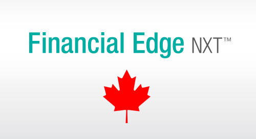 RECORDED WEBINAR: An Introduction to Financial Edge NXT for Canadian Accountants
