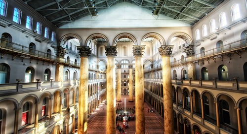 NEWS: National Building Museum Launches A New Website