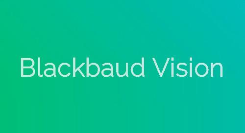 7/12: Philadelphia Blackbaud Marketing & Fundraising Vision Summit (Free Event)