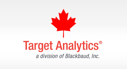 11/7: Harnessing the Power of Canadian Data with Target Analytics