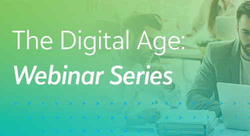 WEBINAR SERIES: The Digital Age of Community Engagement