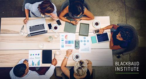 WEBINAR SERIES: Finance and Fundraising Toolkit webinar series