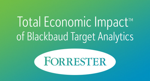 REPORT: The Houston Zoo increased ROI by 373% with Blackbaud Target Analytics