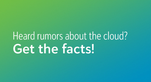 QUIZ: Heard Rumors About Moving to the Cloud?