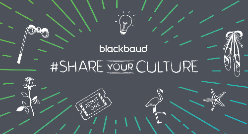 2/5: #SHAREYOURCULTURE: Creative Community Engagement Ideas