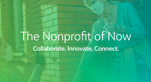 RECORDED WEBINAR: The Nonprofit of Now - Connected Teams, Tech, and Data