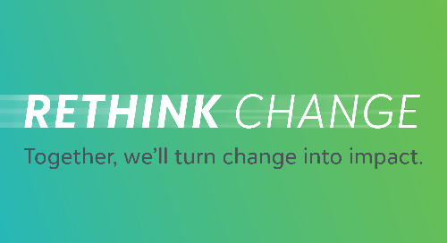 RETHINKING CHANGE: A Webinar Series from sgENGAGE