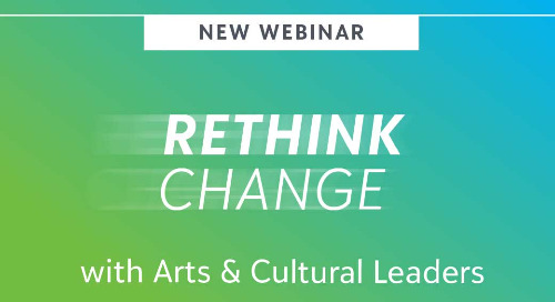 2/25: Defining Successful Cultural Organizations in a Pandemic-Impacted World