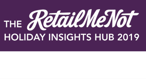 RetailMeNot Holiday Hub 2019