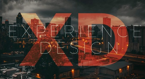 Experience Design. What's It All About?