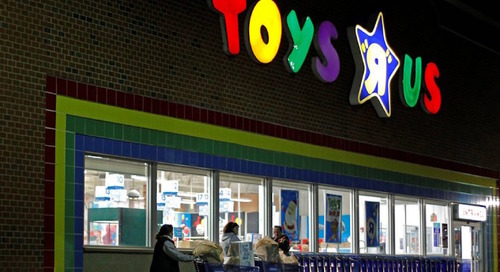 Toys R Us Failure is from Customer Experience—Not Amazon