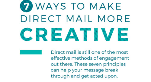 7 Ways To Make Direct Mail More Creative