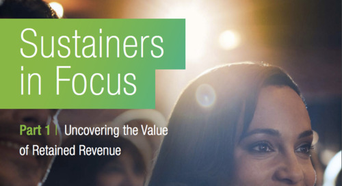 Sustainers in Focus: Part 1 - Uncovering the Value of Retained Revenue