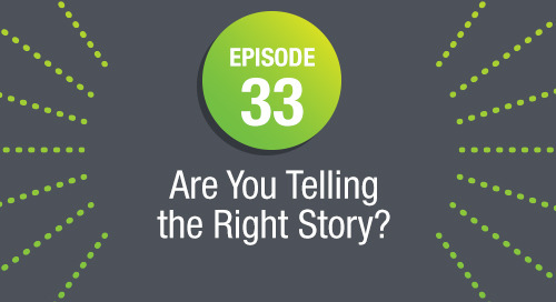 Episode 33: Are You Telling the Right Story? Ft. Vanessa Chase