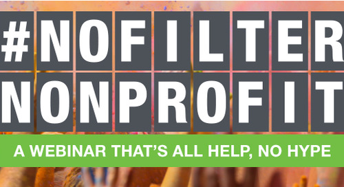Next Webinar: End-of-Year Fundraising: The Good, The Bad, and The Ugly