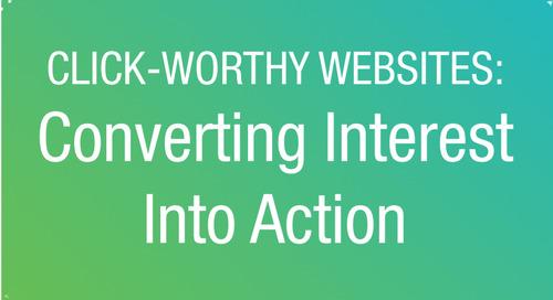 WEBINAR: Small Nonprofit Web Design: Converting Interest into Action