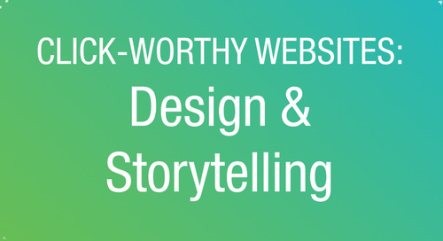 WEBINAR: Design and Storytelling: A Match Made in Website Heaven