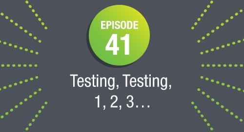 Episode 41: Testing, Testing,1, 2, 3… ft. Tim Kachuriak of NextAfter